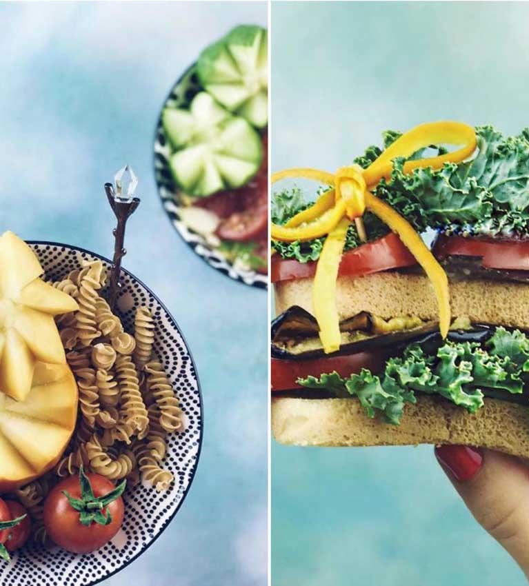 veganski objed