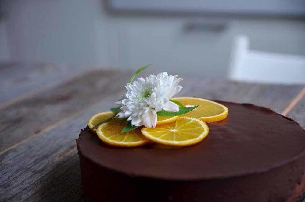 torta čokolada naranča