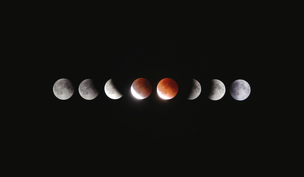 lunarna eklipsa