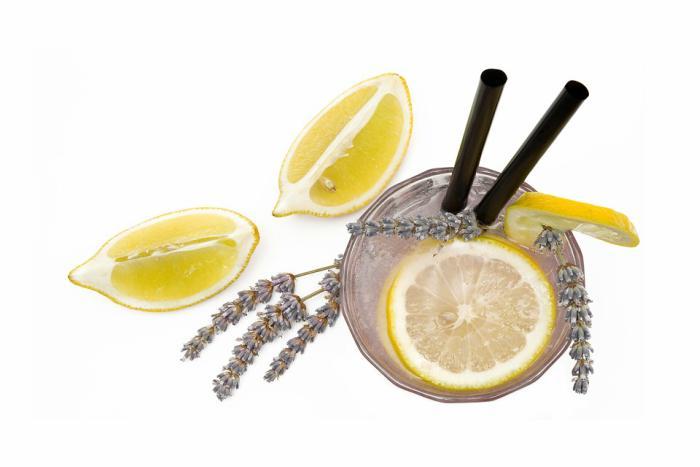 lavanda i limun