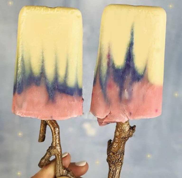 sladoled od soja jogurta