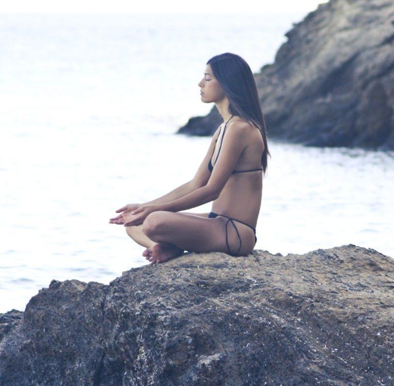 meditacija uz zvuk morskih valova