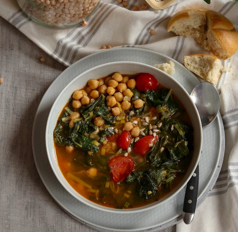 juha od blitve i slanutka
