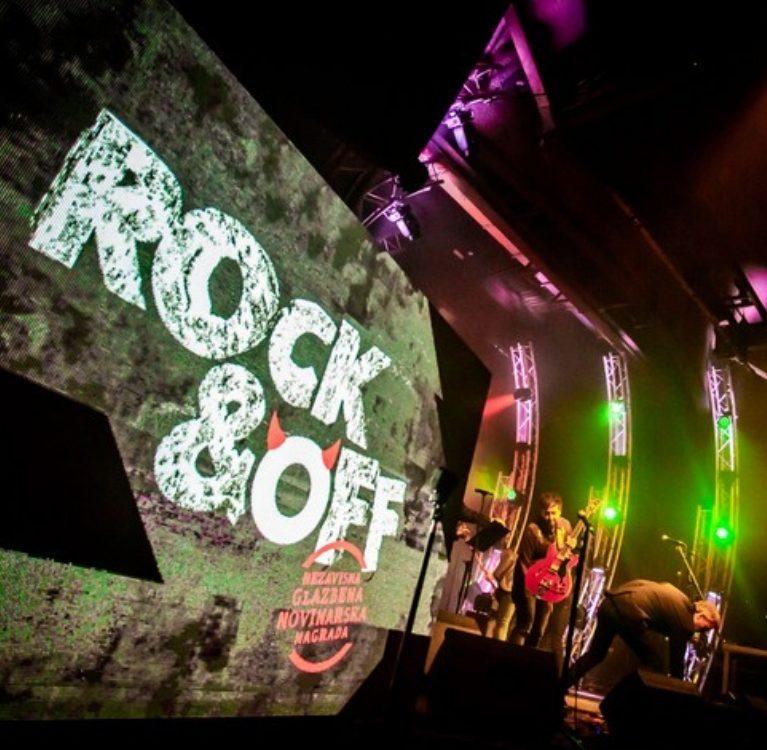 rock&off nagrada