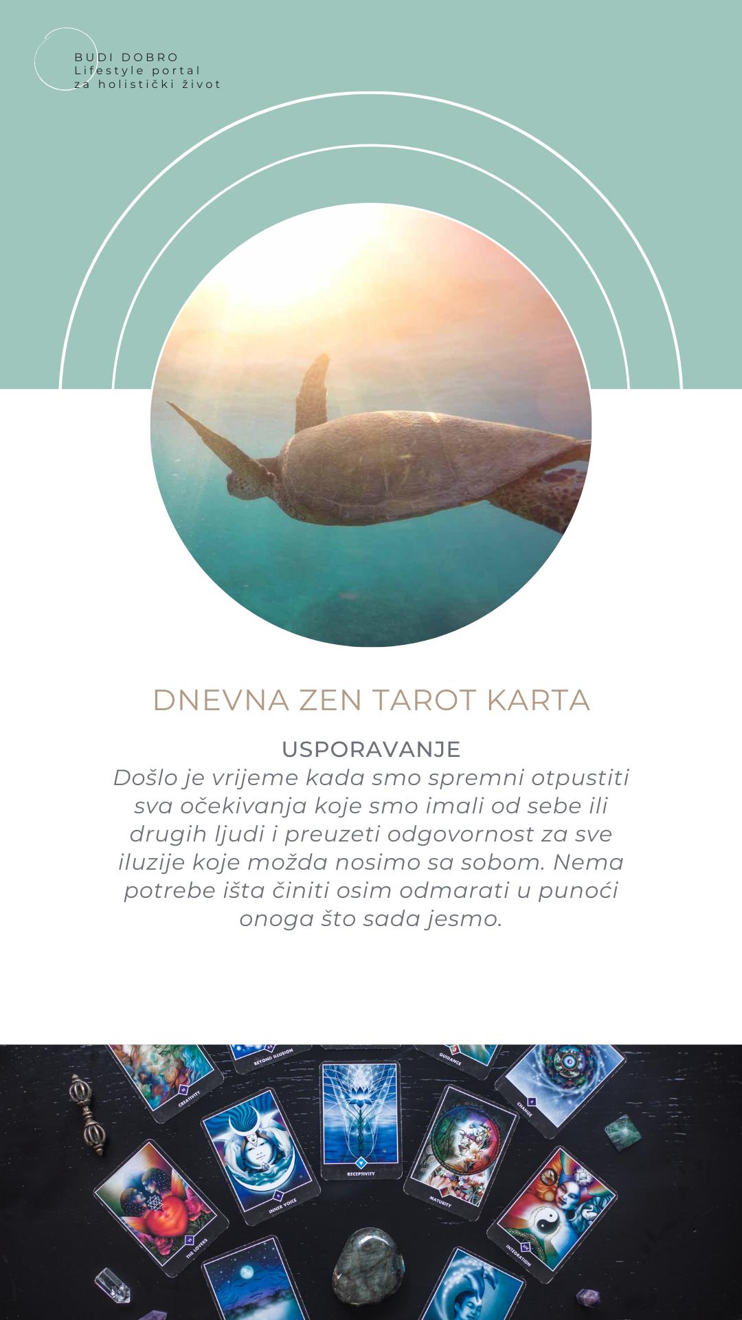 zen tarot