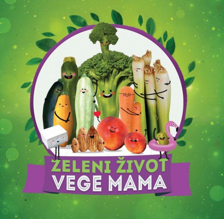 zeleni život vege mama