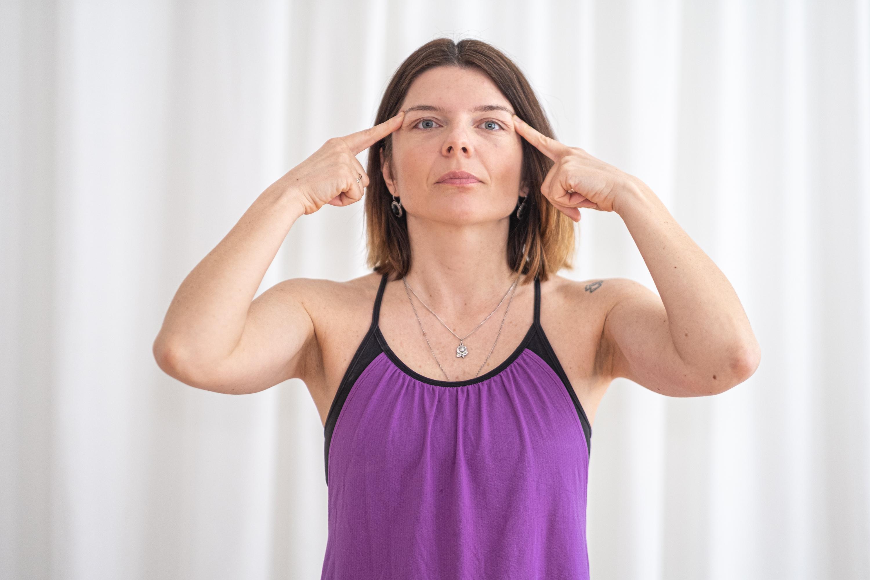 joga za lice