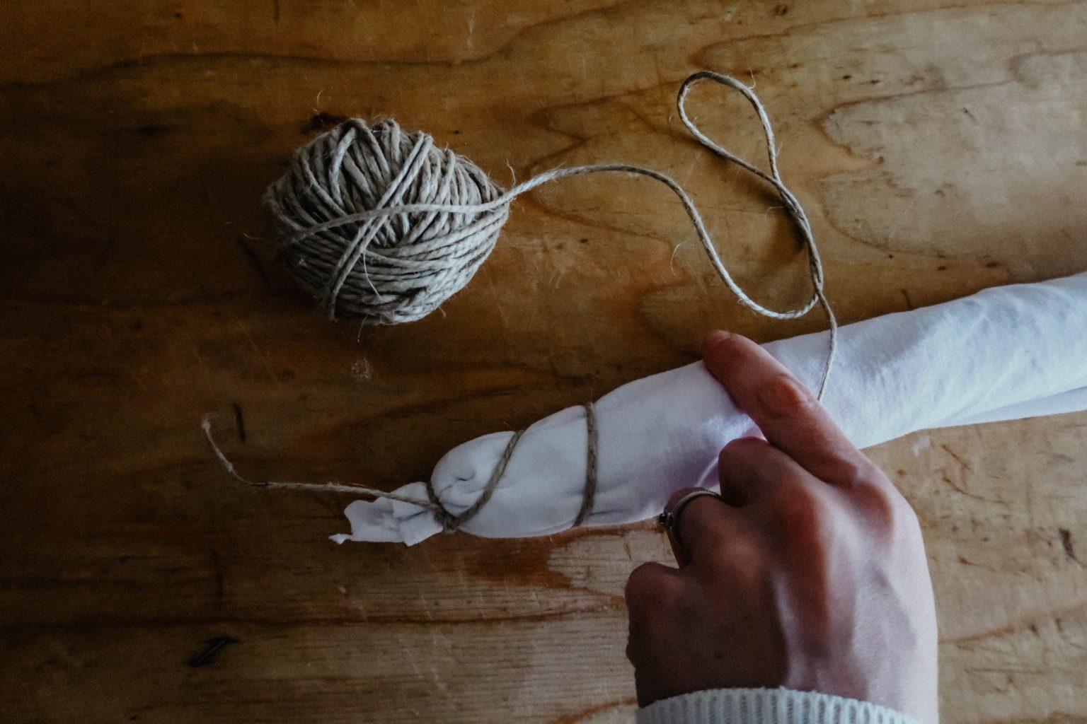 bojenje tkanina