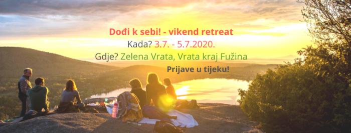 retreat dođi k sebi