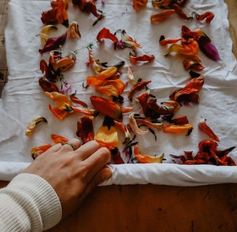 bojenje tkanine