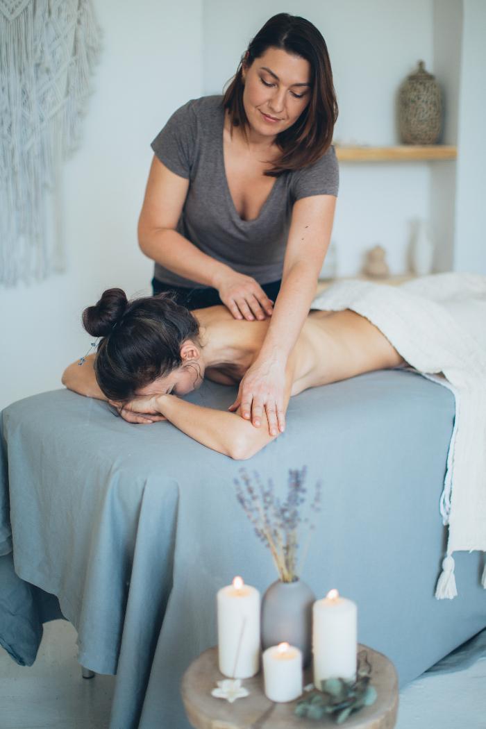 uljna mješavina za masažu