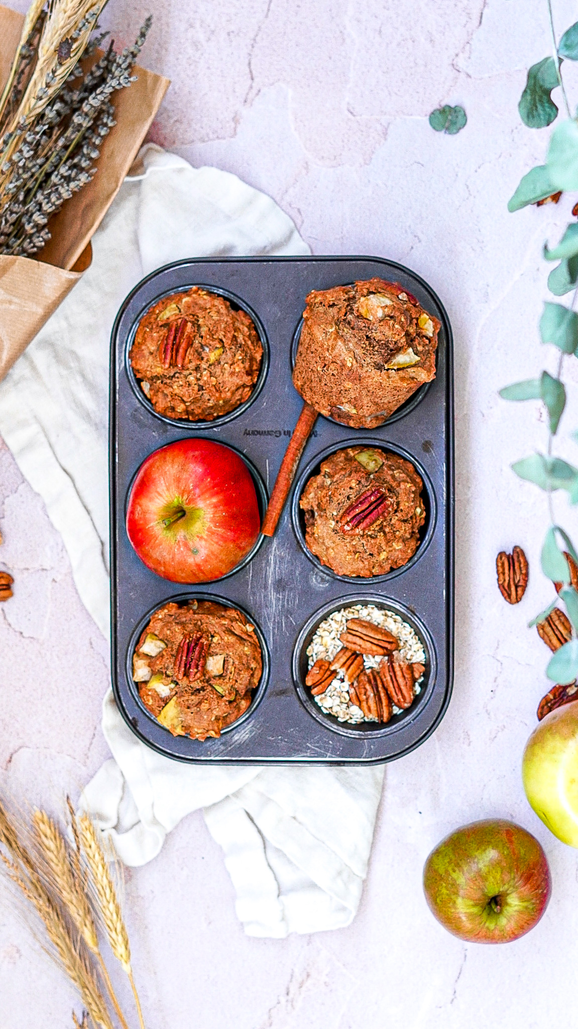 muffini od jabuke