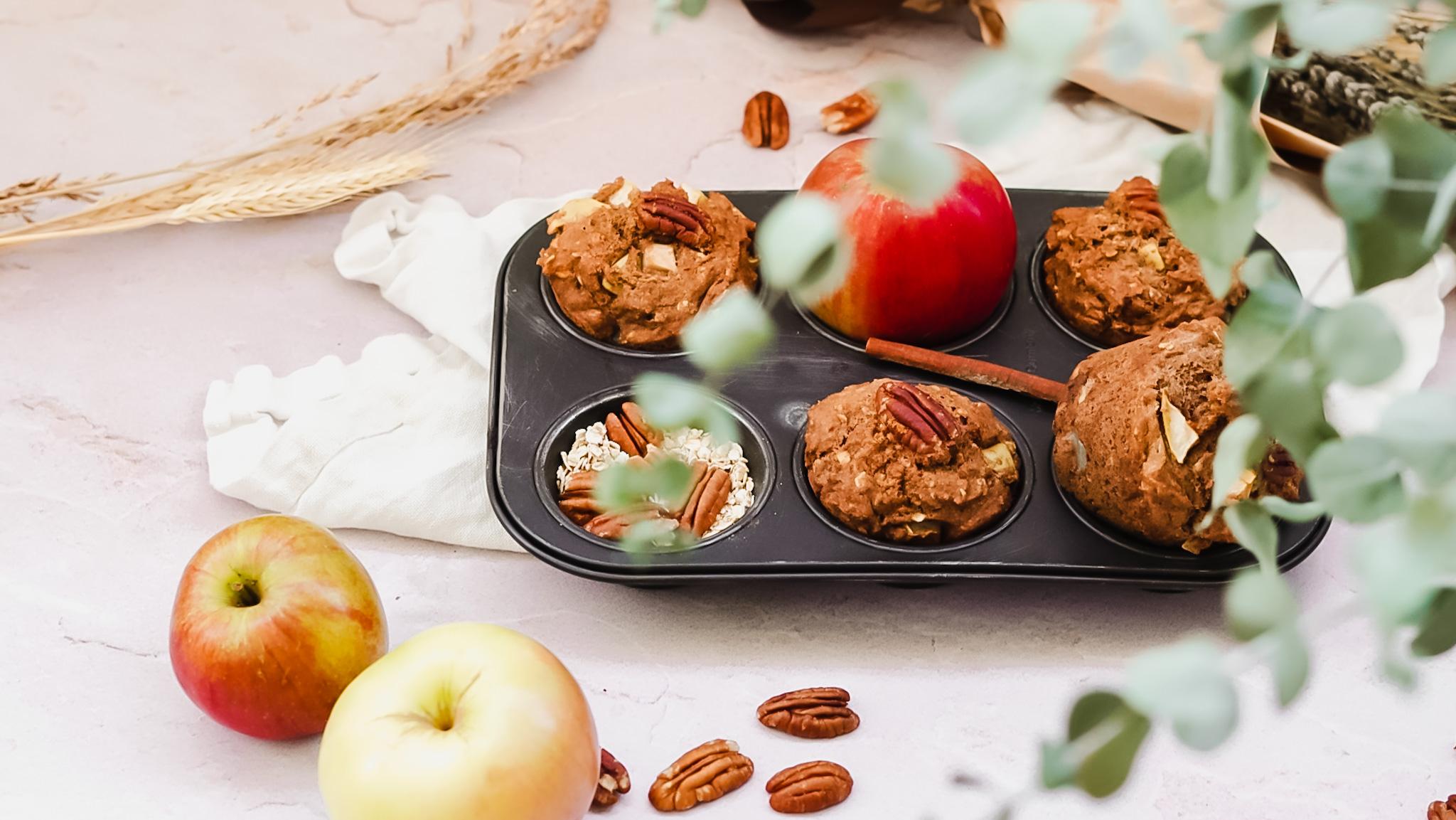 muffini od jabuka