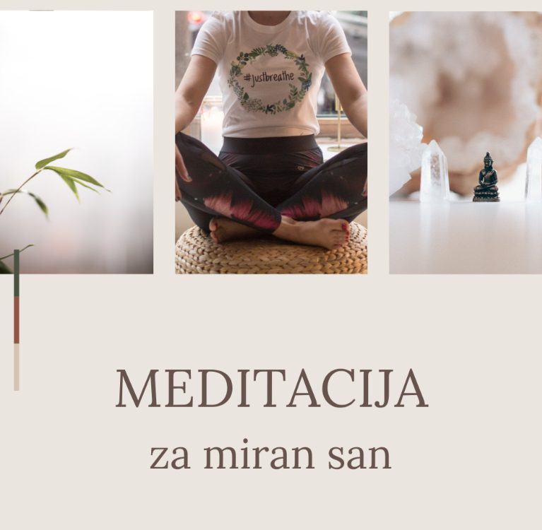 indira juratek meditacija