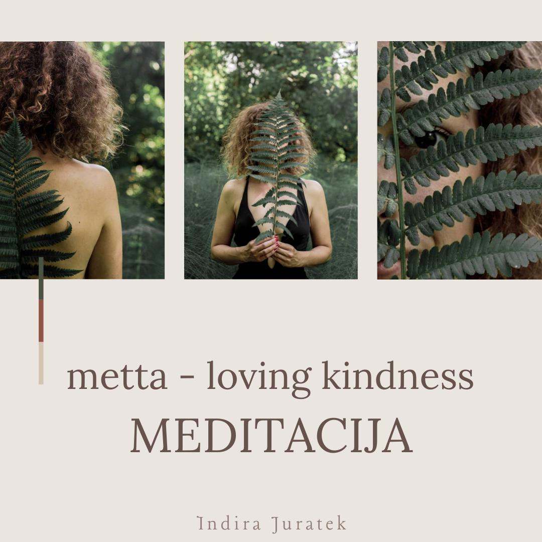 metta meditacija