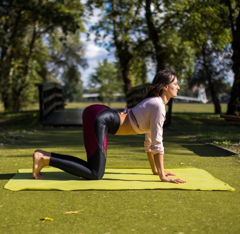 joga za leđa