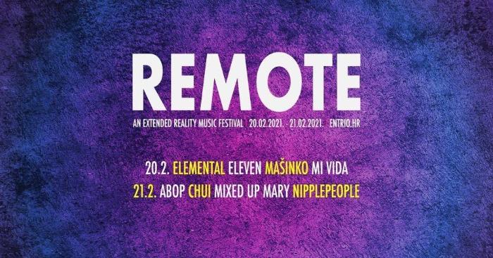 remote festival