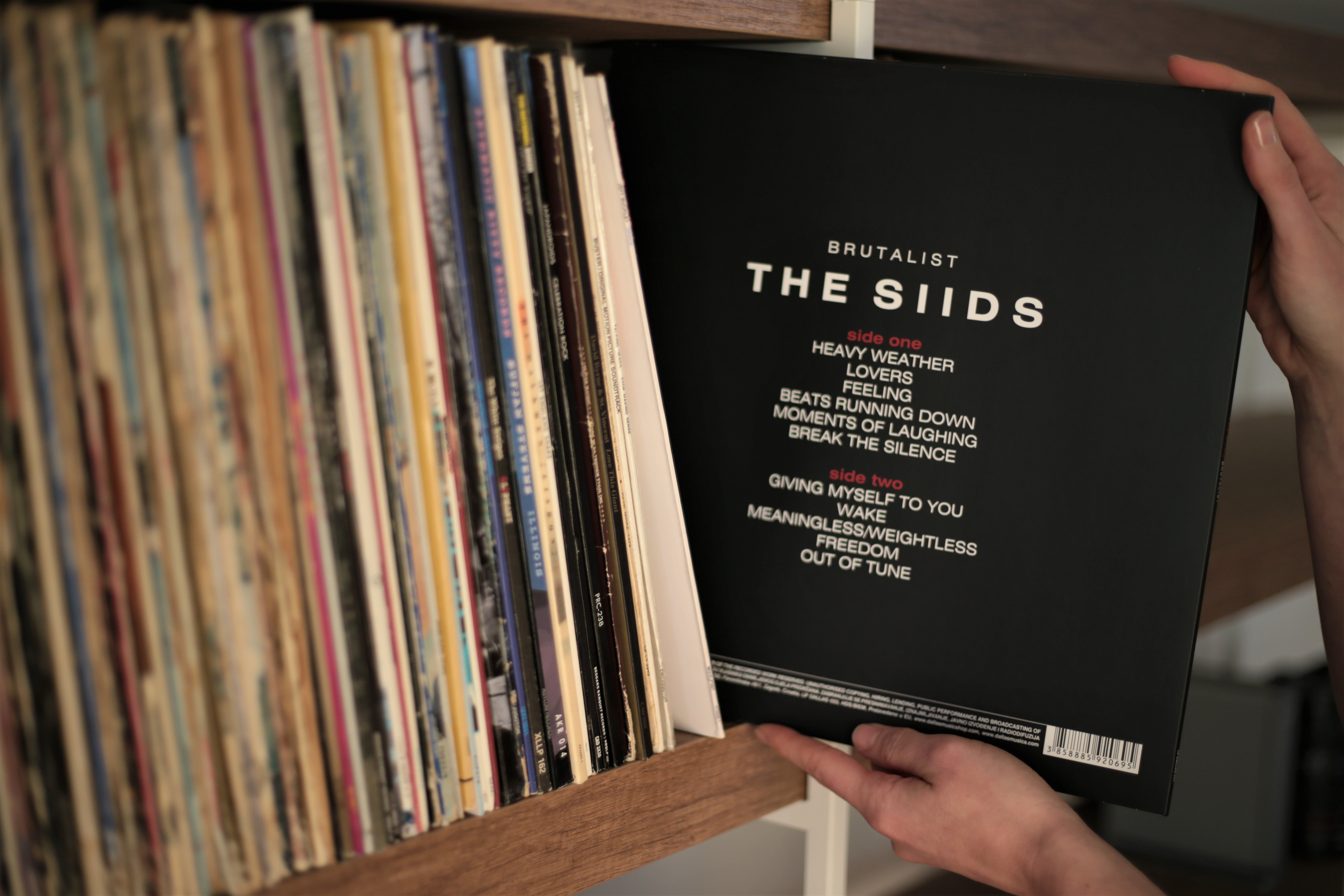 the siids vinil