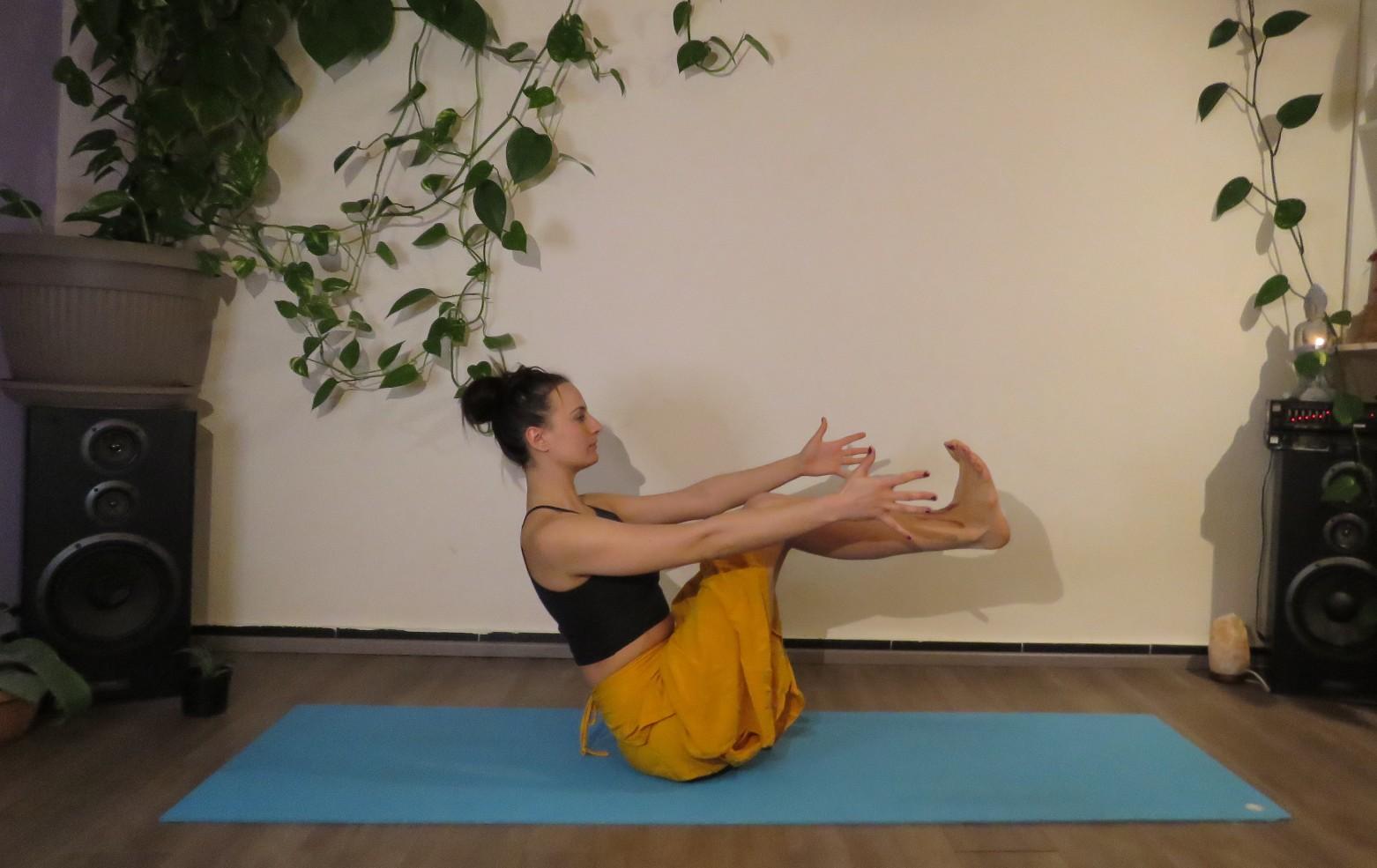 navasana joga