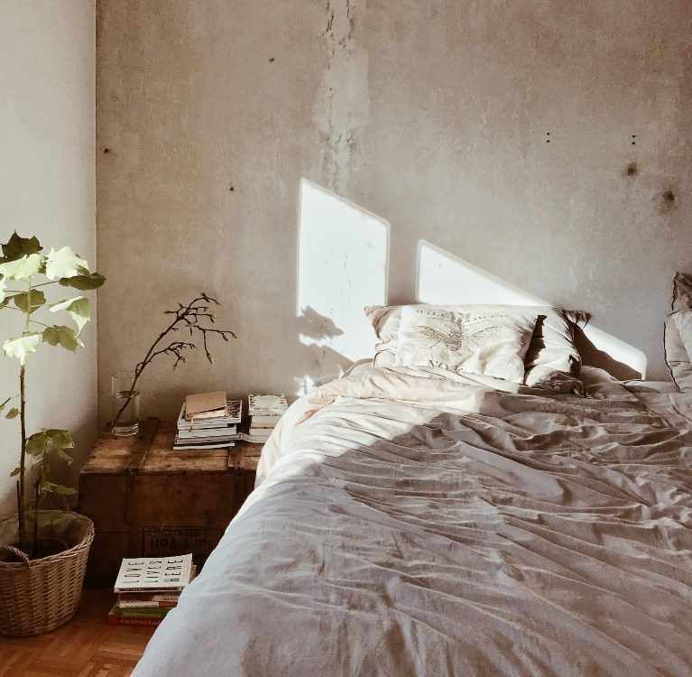 feng shui u spavaćoj sobi