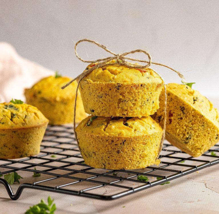 slanu muffini