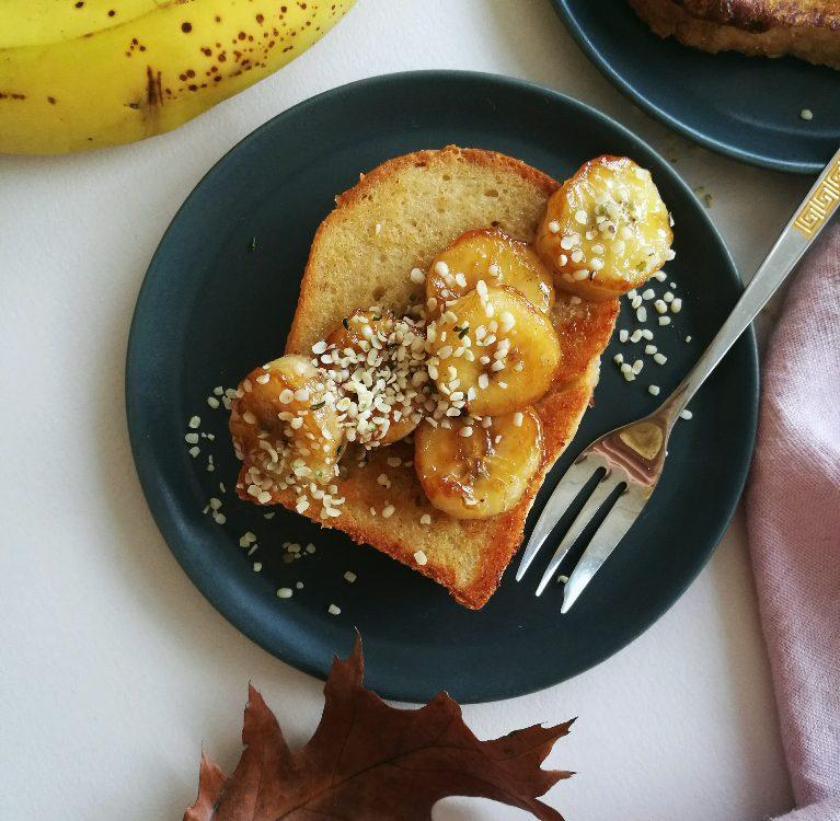 veganski pohani kruh
