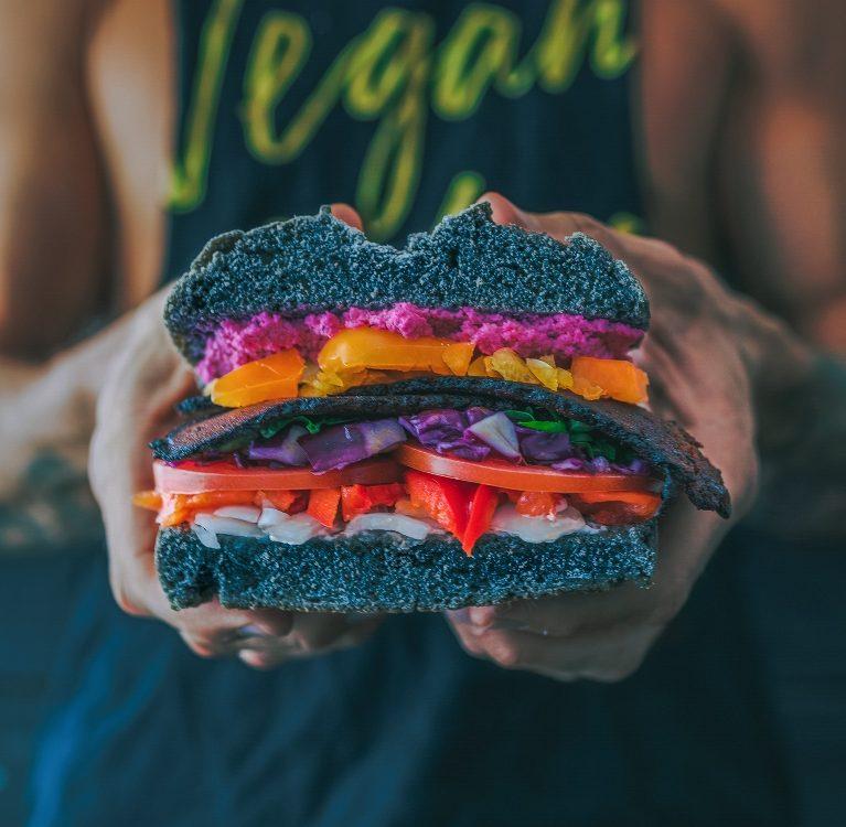 kako postati vegan